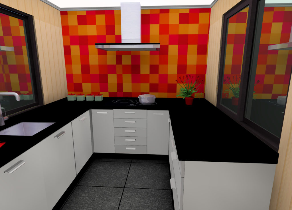 Cocina 3D